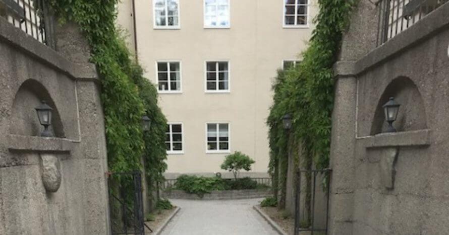 Heleneborgsgatan renovering innergård