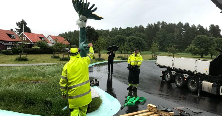 Röllingbyparken JE Mark Åkersberga