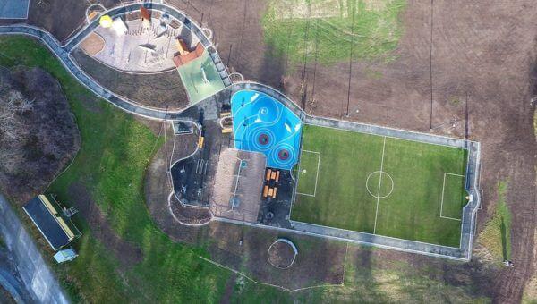 JEMark anläggning lekpark