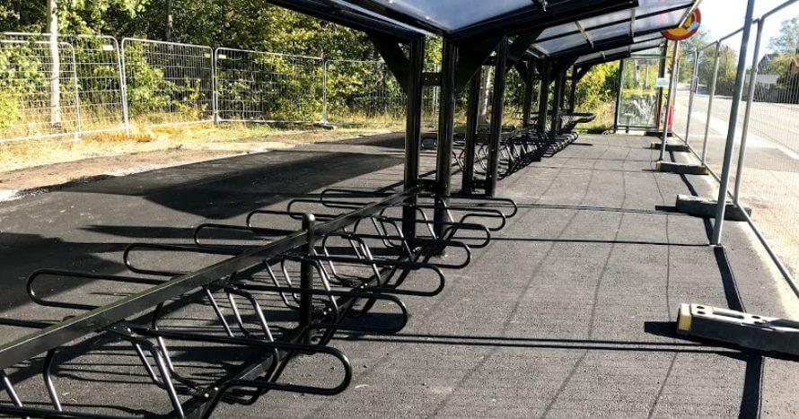 cykelpark Ormsta JEMark